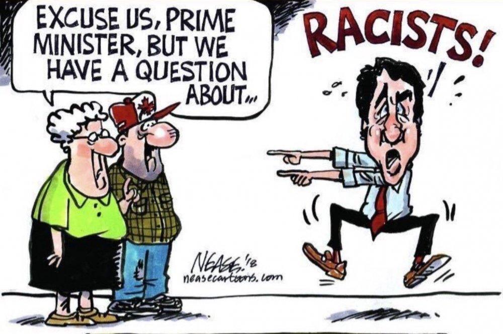 trudeau racists.jpg