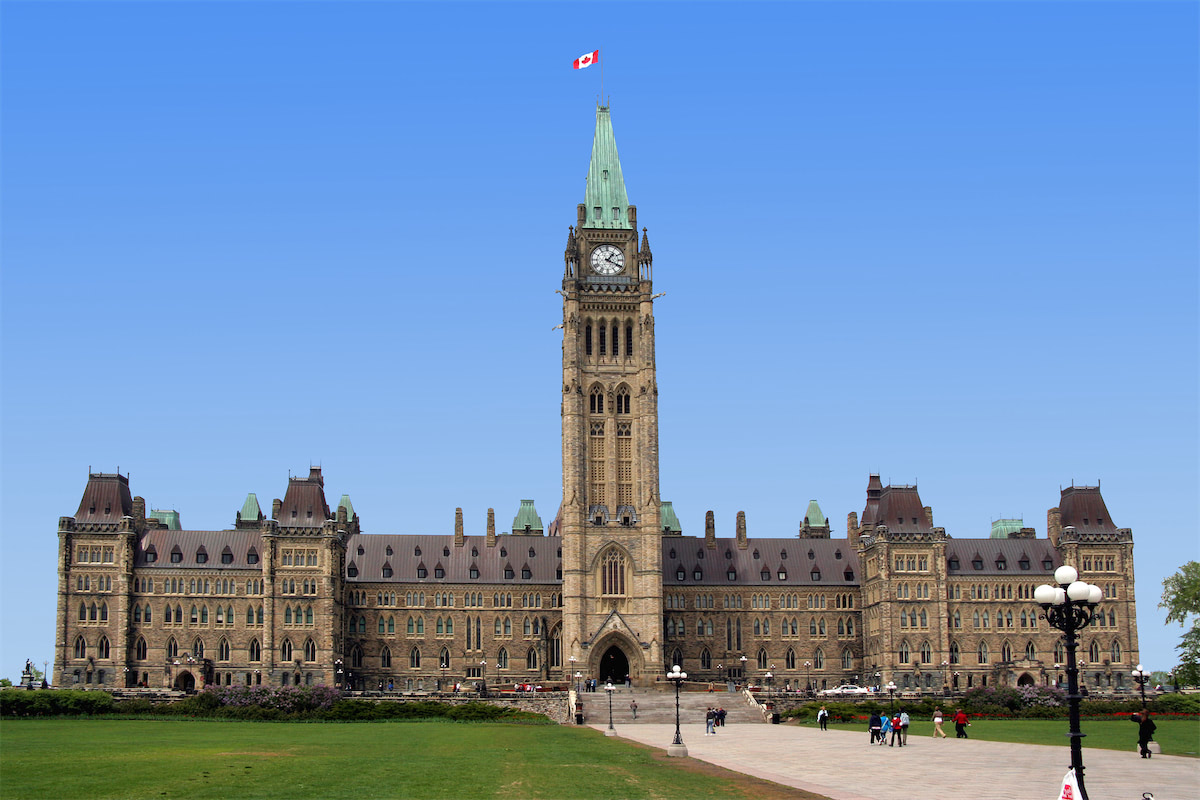 The House of Commons in Canada